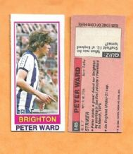 Brighton Hove Albion Peter Ward 145